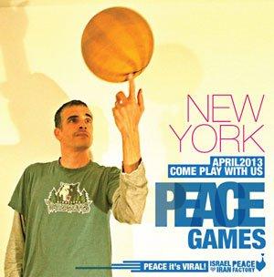 NewYork peace games