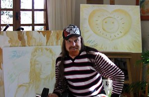Michel-Montecrossa-at-his-atelier