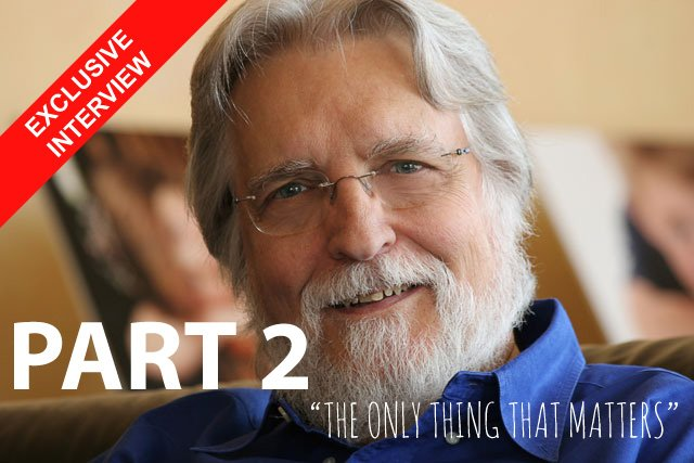 Neale Donald Walsch new Interview with Neale Donald Walsch   Part 2   Getting Personal