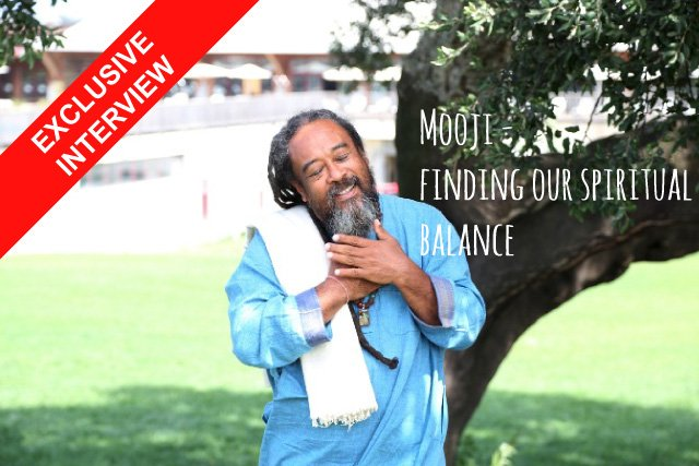 Interview with Mooji