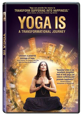 yoga is DVD