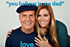 A Letter from Serena Dyer – You Believe in me Dad