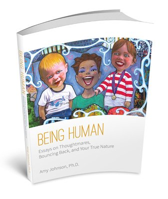 Book Cover Being Human