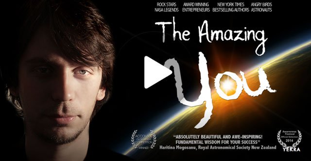 the amazing you movie