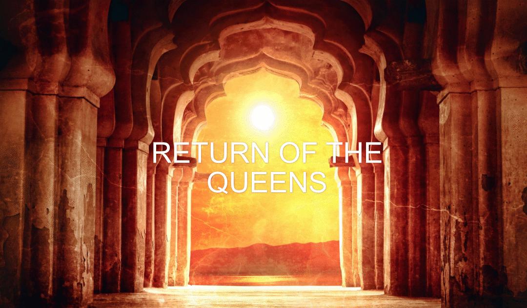 Return of the Queens – Interview with author Ine Verlinden