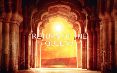 Return of the Queens – Interview with author Ine Verlinden