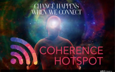 Coherence Hotspot: Change Happens when we Connect