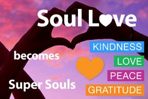 Super Souls becomes Soul Love