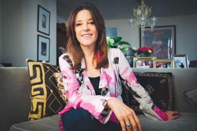 Interview: Marianne Williamson for Congress