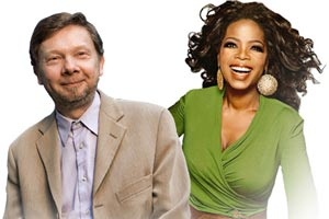Oprah & Eckhart Tolle – A New Earth